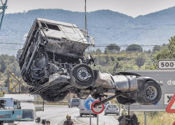 36 personas mueren en las carreteras catalanas este verano