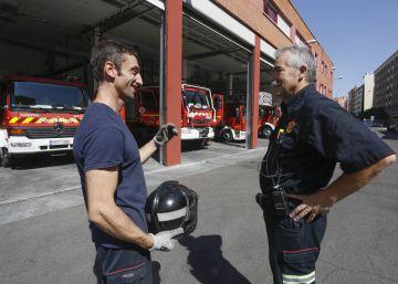 Móstoles inicia el traspaso de sus bomberos a la Comunidad