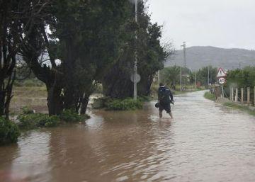 Riesgo de inundaciones en 136 municipios de la Comunidad Valenciana