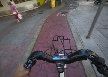 Higueras reconoce que algunos tramos de carriles-bici podrán aplazarse