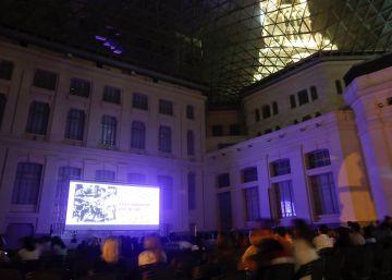 Cibeles de Cine y Dcode unen música y películas en una fiesta en CentroCentro