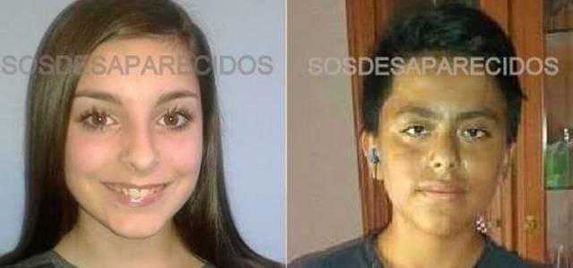Melisa Rodríguez Noguerón y Brando Vaca Chacón.
