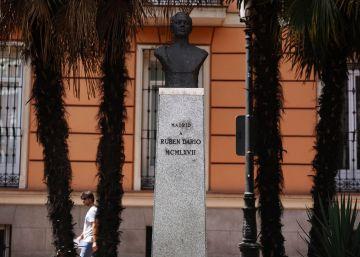 Madrid recuerda a Rubén Darío