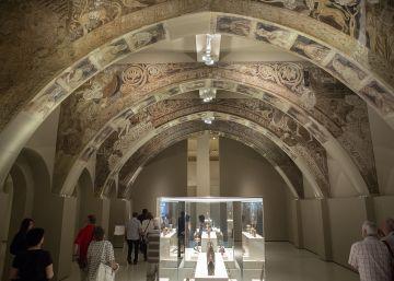 La Generalitat recurre la sentencia sobre las pinturas murales de Sijena