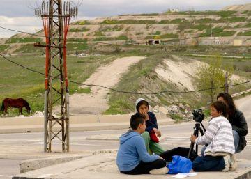 La Cañada Real se inventa un festival de cine