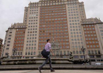 La cadena Riu gestionará un hotel en el Edificio España de Madrid con 600 habitaciones