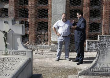 El Ayuntamiento ultima el proceso para municipalizar 14 cementerios
