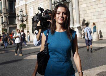 Inés Arrimadas oficializa su 'no' a Puigdemont