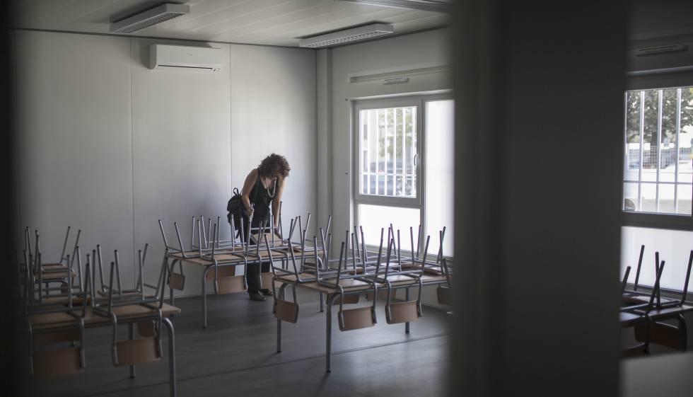 inici del curs barcelona ortiz nega que les noves escoles ForEscoles De Disseny D Interiors A Barcelona