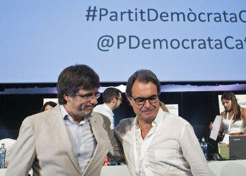 Interior rechaza las siglas del Partit Demòcrata Català e insta a cambiarlas