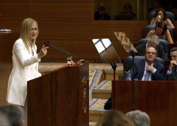 """Cifuentes sostiene que """"seguirá manteniendo la presión fiscal más baja de España"""""""