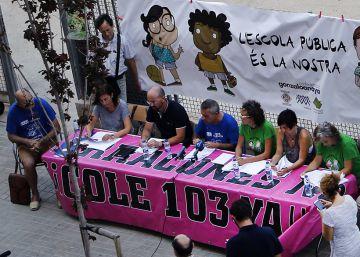 Los colegios valencianos pararán las clases en caso de excesivo calor