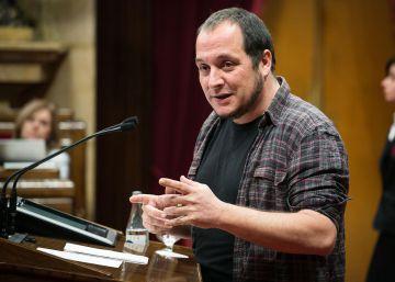 El exdiputado de la CUP David Fernàndez defiende la mediación con Mossos en conflictos sociales