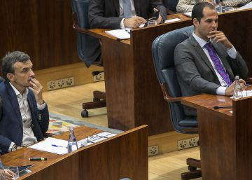 Ciudadanos y PP se enzarzan en una discusión en la que ambos se atribuyen los logros de la región