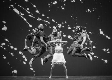 Bach salta a las pistas de 'breakdance'