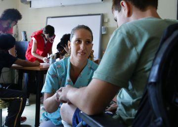 Alumnos y pacientes: cuidados en el aula