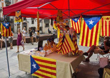 Puigdemont busca en la Diada el aval para la independencia en 2017