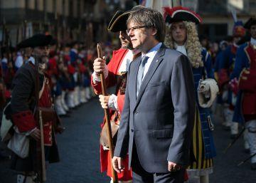 Puigdemont planteará este mes una propuesta de referéndum al Estado