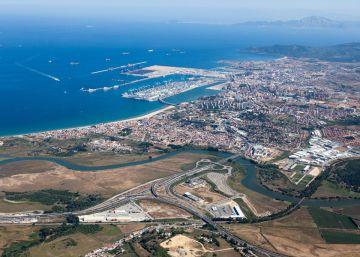 El Puerto de Algeciras sufre las primeras cancelaciones de buques del grupo Hanjin