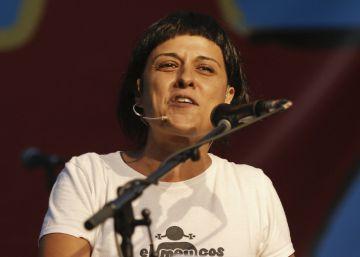 """Anna Gabriel: """"Nos han querido eliminar y todavía trabajan para destrozarnos"""""""
