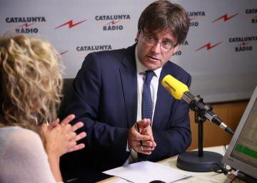 Puigdemont y Esquerra enfrían ahora la opción del referéndum unilateral