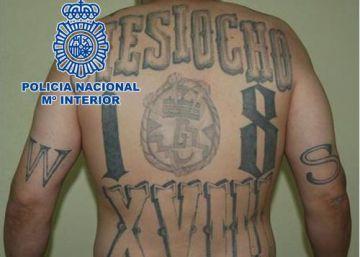 Detenido un líder de la Mara 18 con el encargo de activar el grupo en España