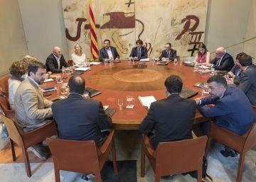 El Gobierno catalán mantiene que el proceso acabará en las urnas en 2017