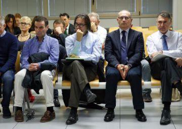 La juez absuelve a Crespo y su familia de ocultar premios de lotería