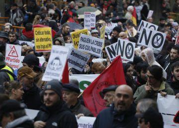 Fiscal pide hasta 10 años de cárcel para 12 acusados por las marchas de la dignidad