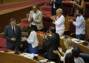 Puig pide a los diputados un acuerdo para arrancar la nueva RTVV