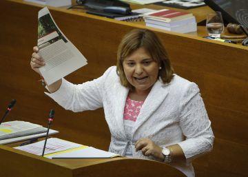 Bonig acusa a Puig de cambiar principios políticos por sillones