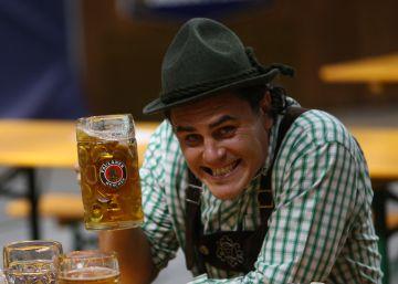 El Oktoberfest aguarda a 25.000 cerveceros
