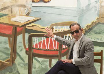 David Salle invita a conocer su obra con una mirada renovada