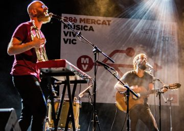 El Mercat de Vic se adapta a las tendencias de la música