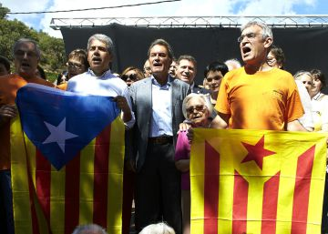 """Homs dice que declarará por el 9-N """"en nombre de Cataluña"""""""