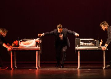 Jorge Blass, magia y asombro sin compinches