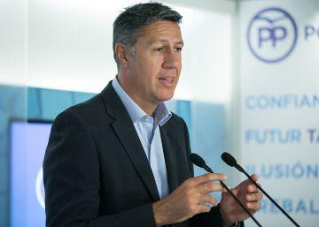 """Albiol admite """"cierta parálisis"""" en el PP por no poder hacer el congreso"""