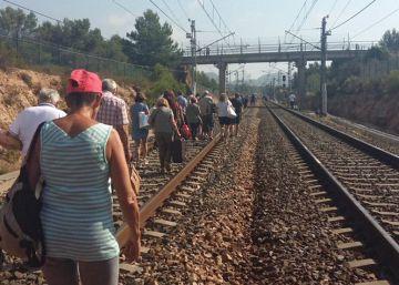 El tren pierde un 21,4% de usuarios en una década en Tarragona