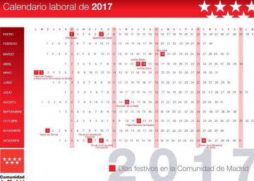 La Comunidad tendrá doce festivos en 2017, entre ellos San José