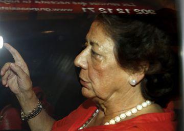 Las Cortes Valencianas piden al Senado tratar el caso Barberá