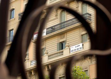 Los pisos sin herederos en Cataluña serán para las entidades sociales