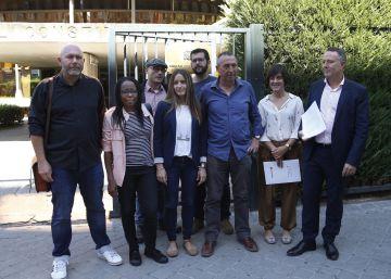 A la Valenciana recurre la negativa del Congreso a darle grupo propio