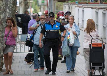 Los afectados por la explosión de Premià tardarán en volver a sus casas