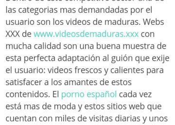 La plataforma del Ayuntamiento Foro Empresas por Madrid, hackeada con páginas pornográficas