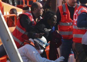 Absuelto el acusado de tirar al mar a seis inmigrantes