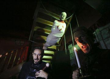 Un teatro que da miedo
