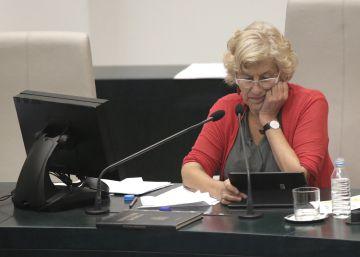 Ahora Madrid y PSOE aprueban un plan económico que incumple la regla de gasto en 500 millones