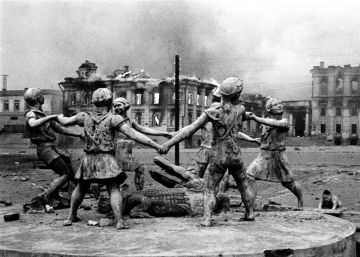 La chica de Stalingrado