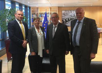 El sindicato de policías europeo pide más recursos y colaboración a Juncker