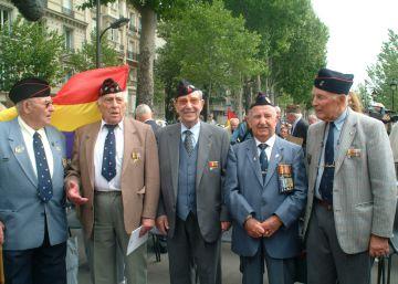Madrid dedicará un jardín al batallón 'La Nueve', que liberó París del nazismo